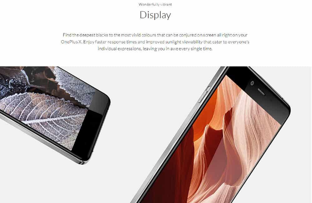 OnePlus X GB 04