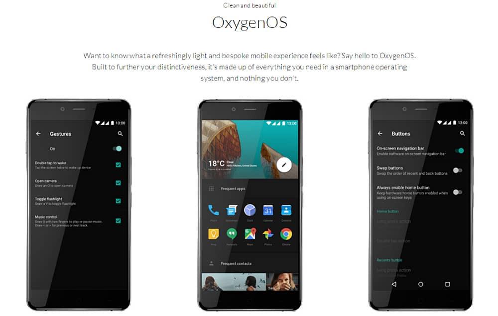 OnePlus X GB 06