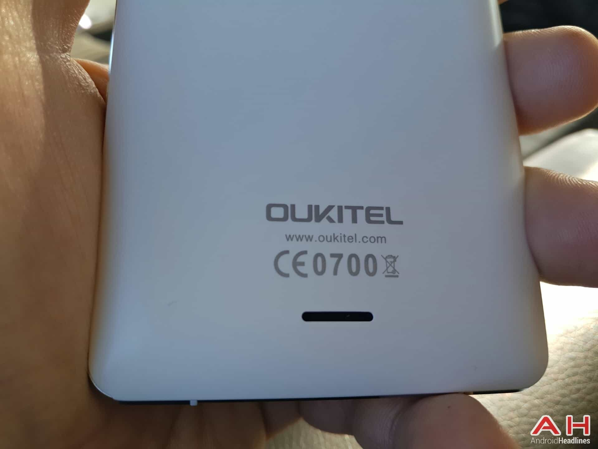 Oukitel K4000 review AH 65