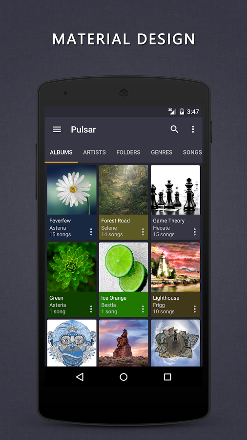 Pulsar Music Player official image_1