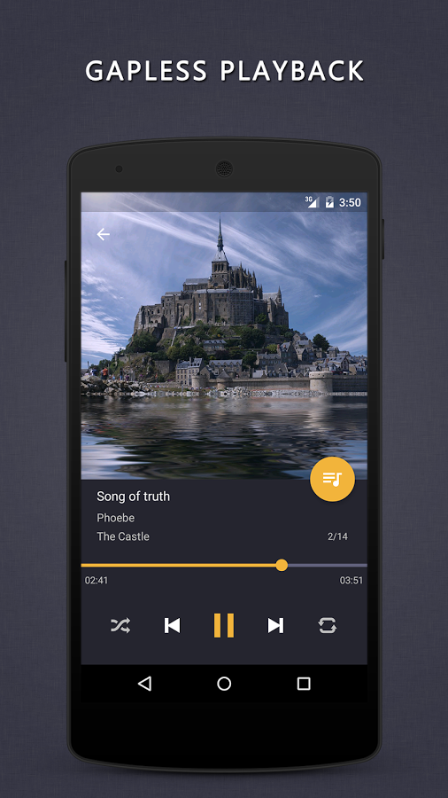 Pulsar Music Player official image_2