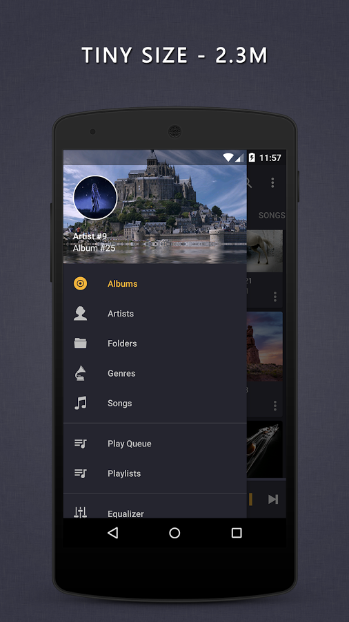 Pulsar Music Player official image_3
