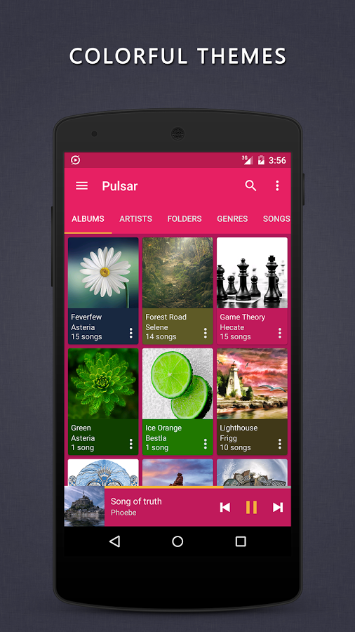 Pulsar Music Player official image_6