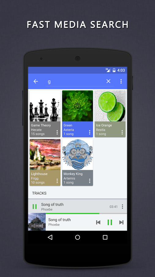 Pulsar Music Player official image_7