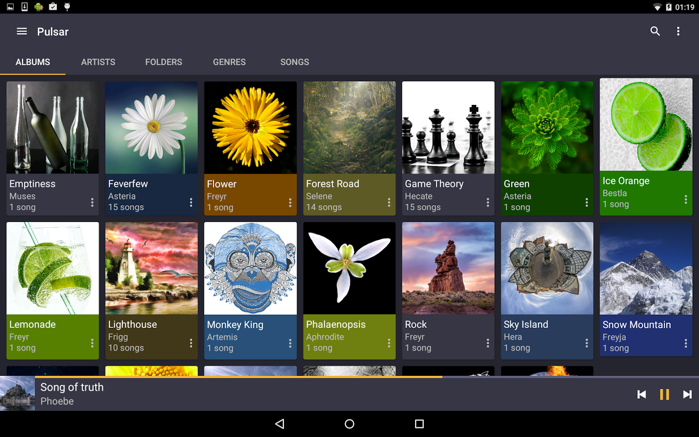 Pulsar Music Player official image_9
