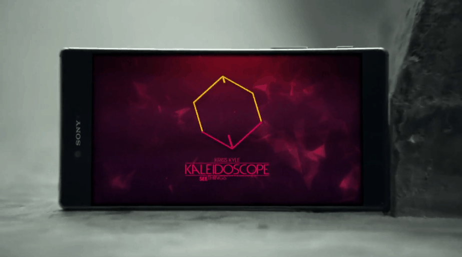 Red Bull Kaleidoscope