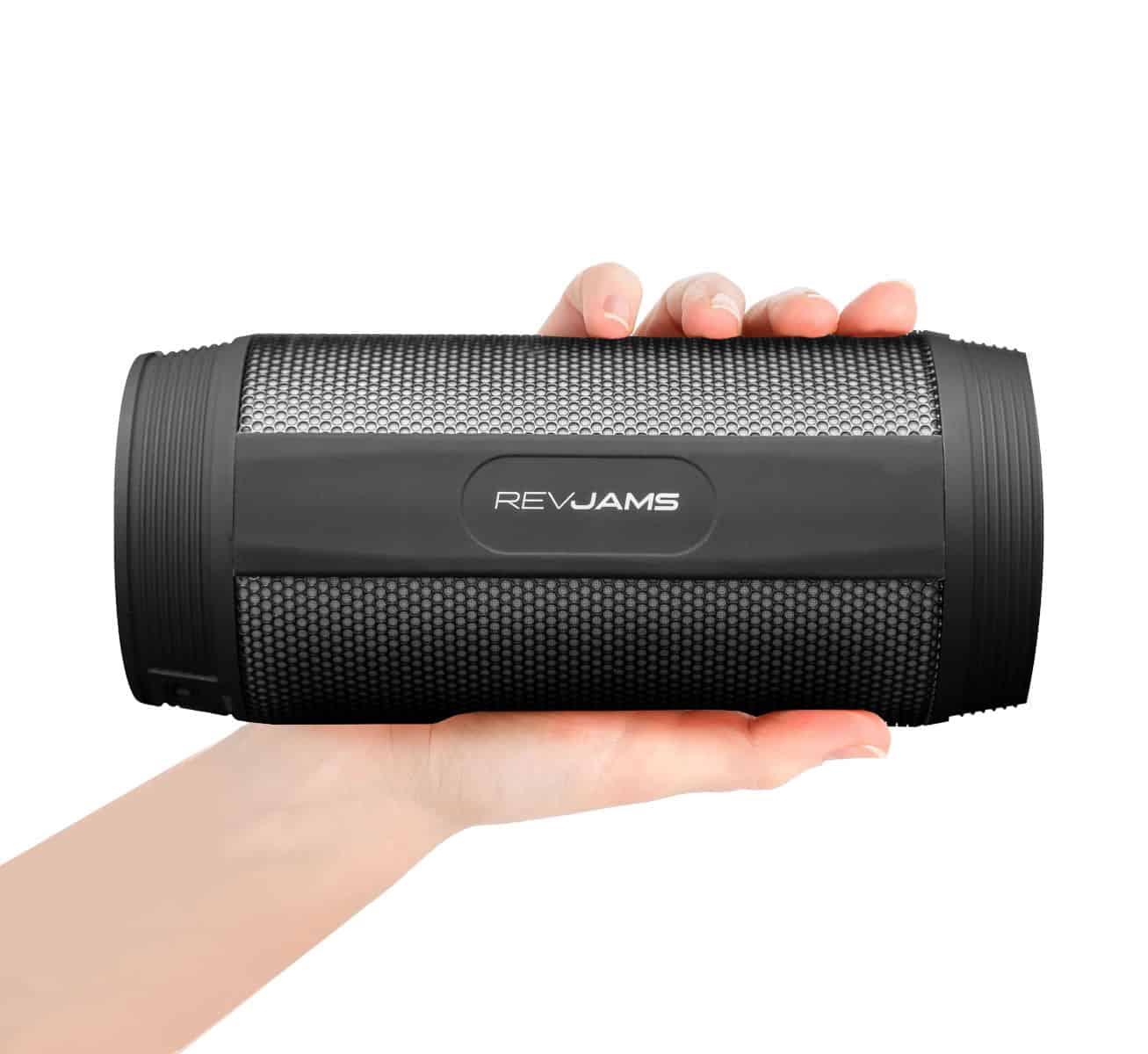 RevJams Discotek LED Bluetooth Speaker-1