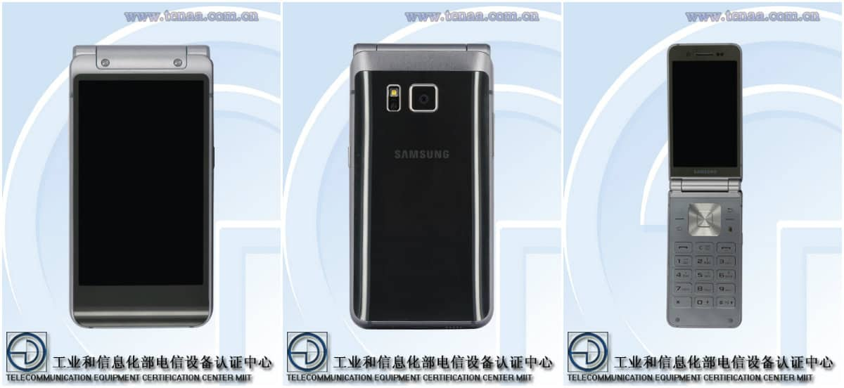 Samsung Galaxy Golden 3 TENAA_7