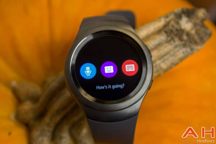 Samsung Gear S2 AH message 3