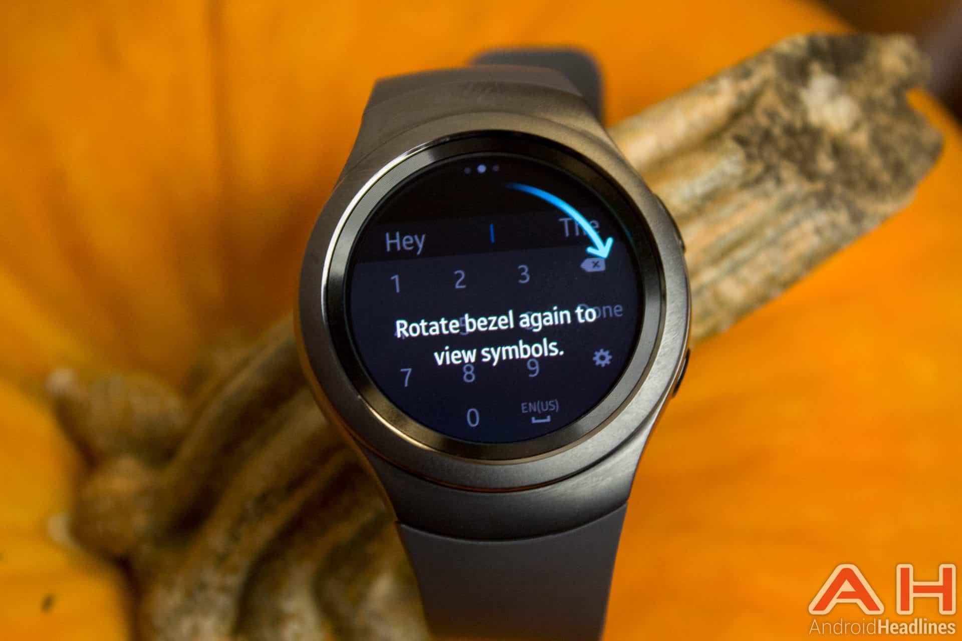 Samsung Gear S2 AH message 6