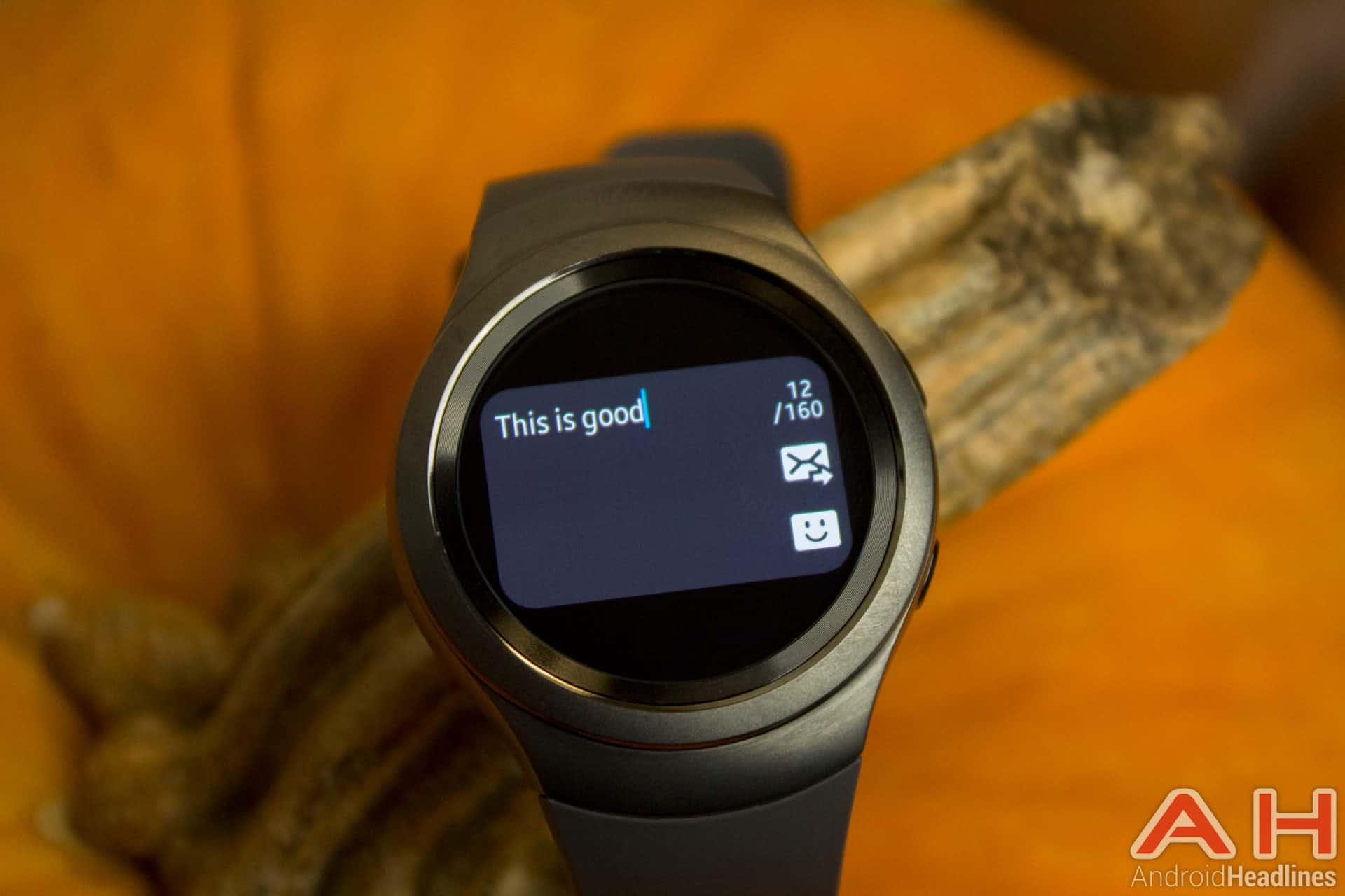 Samsung Gear S2 AH message 9