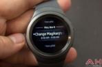 Samsung Gear S2 AH schedule