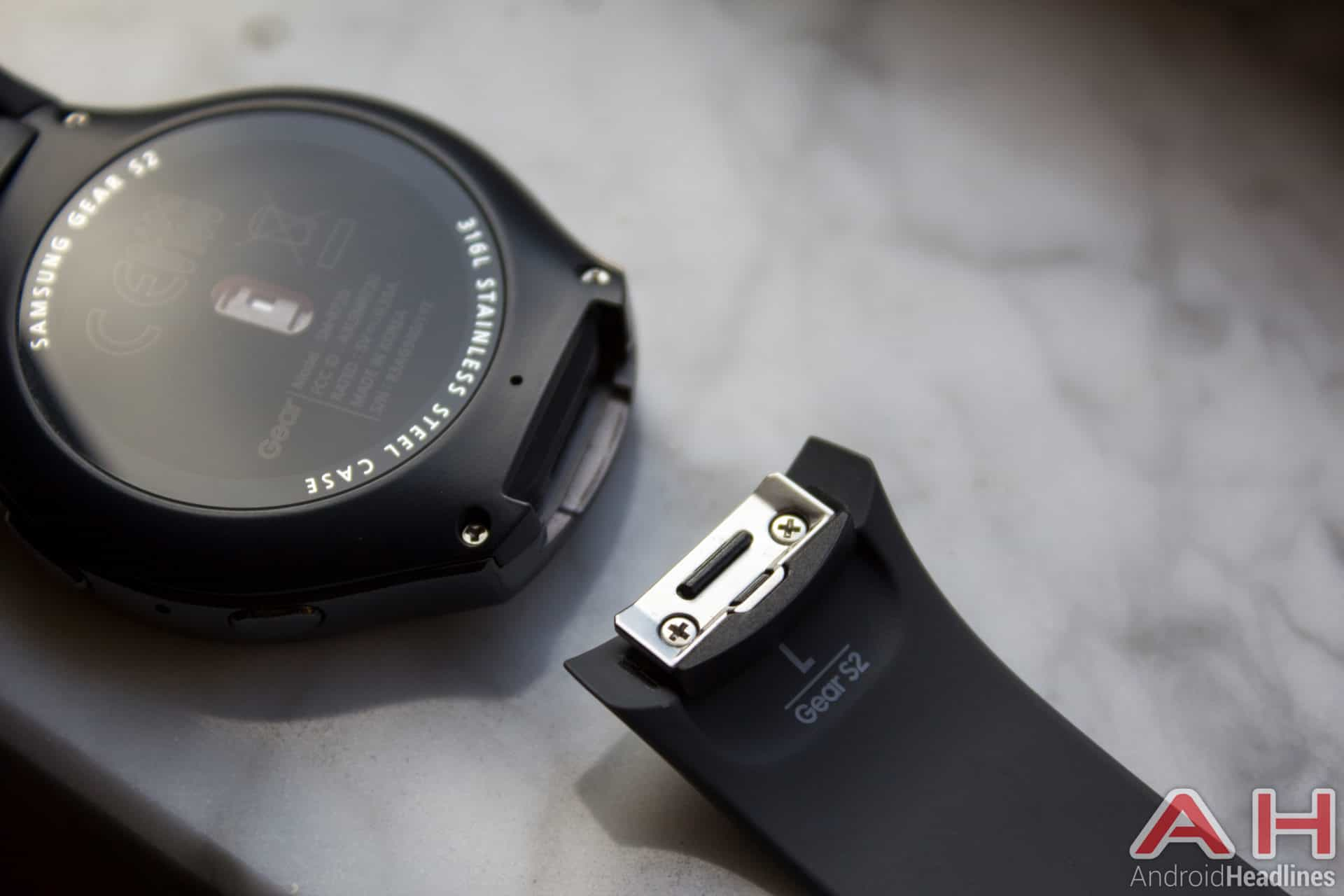 Samsung Gear S2 AH strap