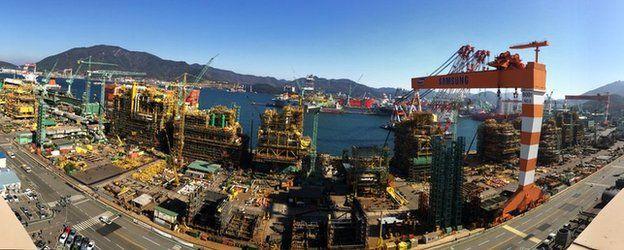 Samsung Shipyard