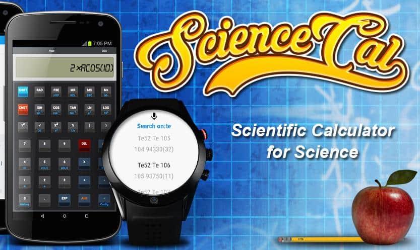 Sponsored App Review: Scientific Calculator:Science