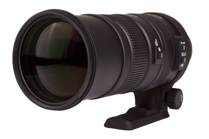 Sigma 150-500mm f:5-6.3 Auto Focus APO DG OS HSM Telephoto Zoom Lens