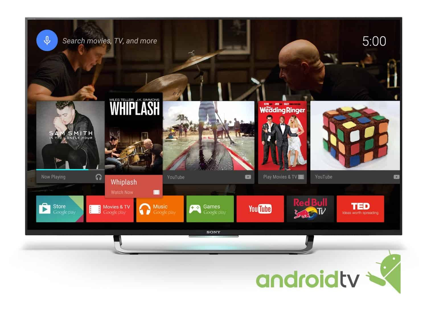 sony tv android. deal: 49-inch sony 4k android tv $799.99 tv