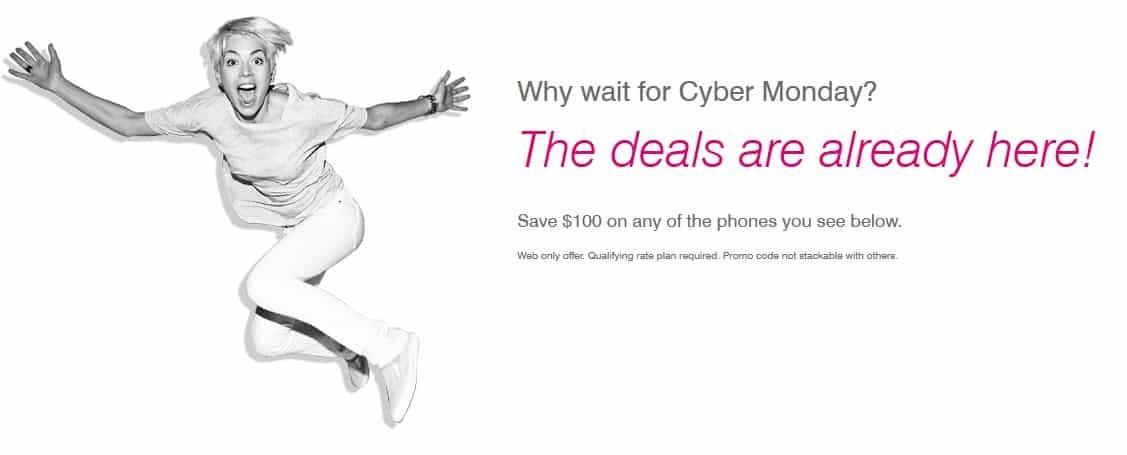 T-Mobile Super Smartphone Deals