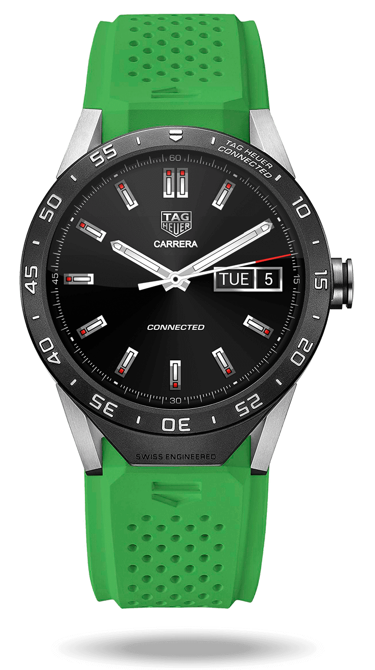TAG Heuer Connected 6