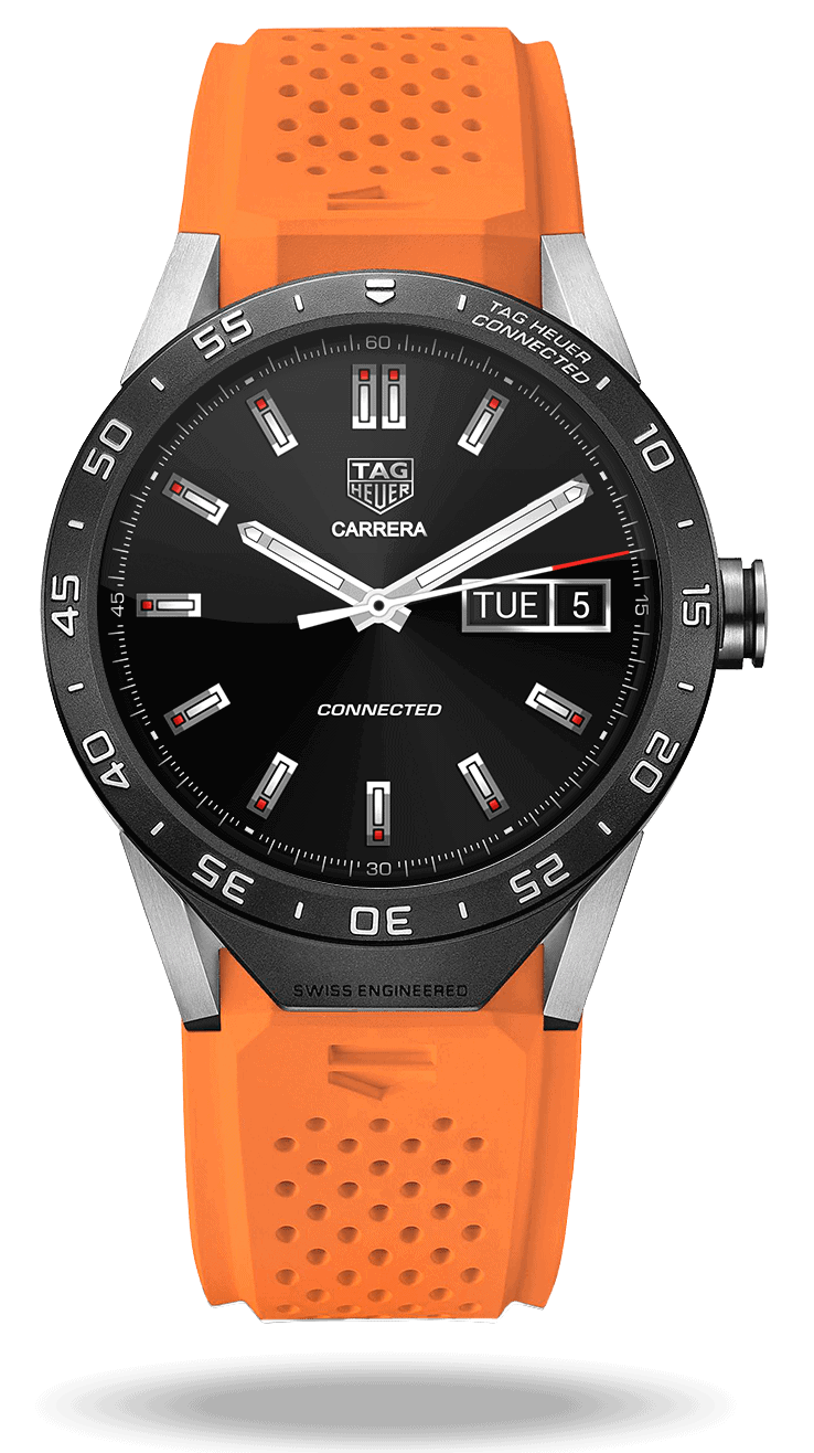 TAG Heuer Connected 7