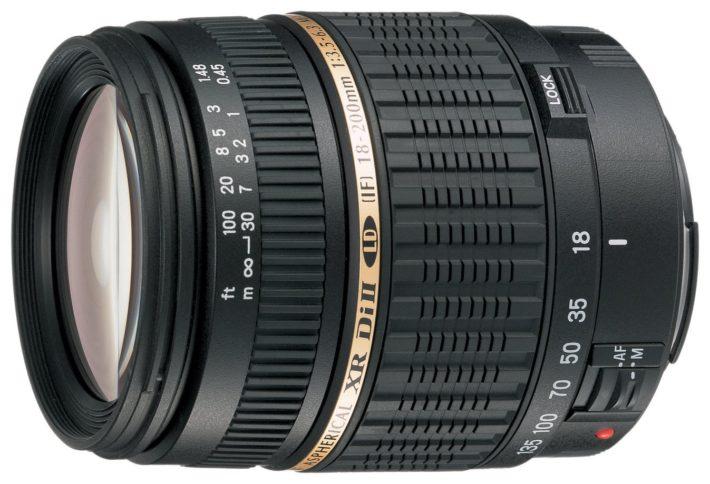 Tamron Auto Focus 18-200mm f:3.5-6.3 XR Di II LD Aspherical (IF) Macro Zoom Lens