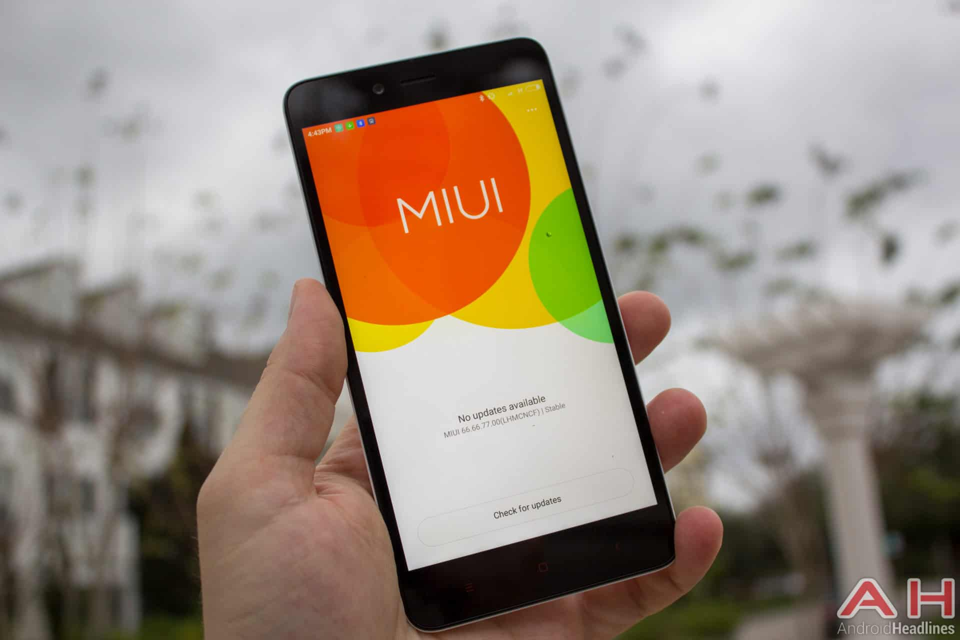 Xiaomi-Redmi-Note-2-AH-software