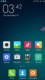 Xiaomi Redmi Note 2 AH ui 01