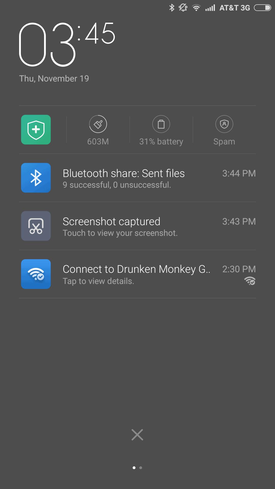 Xiaomi Redmi Note 2 AH ui 03