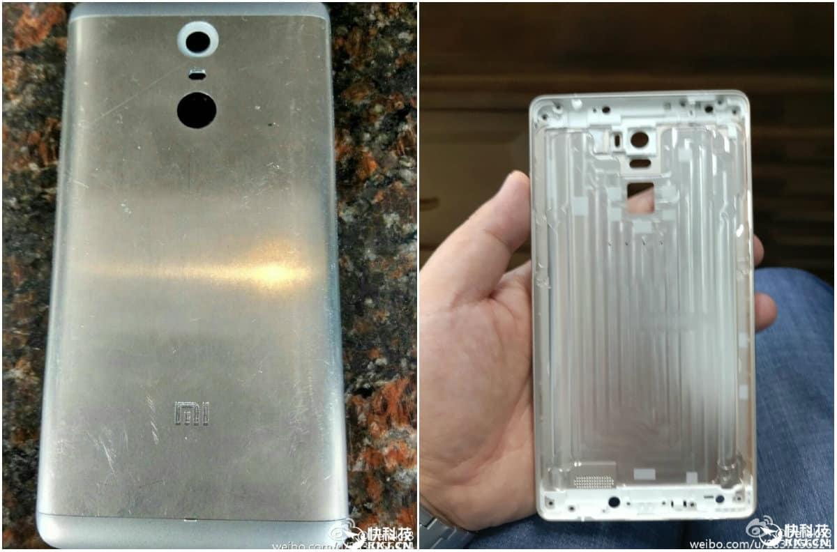 Xiaomi Redmi Note 2 Pro back cover_4