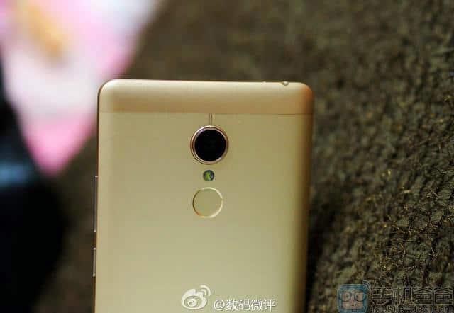 Xiaomi Redmi Note 2 Pro leak 1