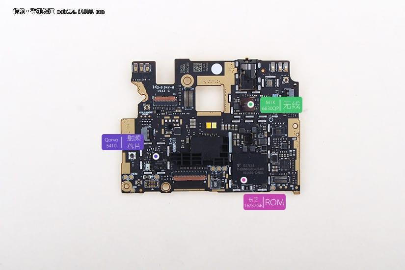 Xiaomi Redmi Note 3 Teardown 15