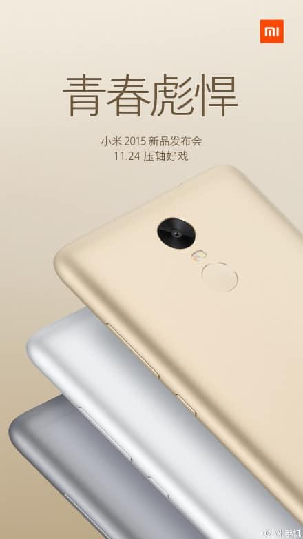 Xiaomi Redmi Note 3 teaser_4