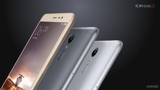 Xiaomi Redmi Note 3 3