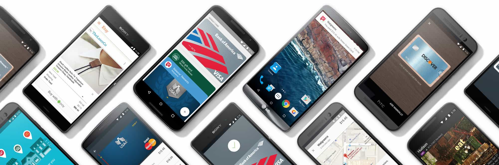 android pay cpollage