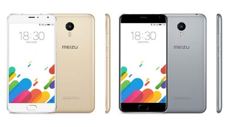 meizu metal both colors