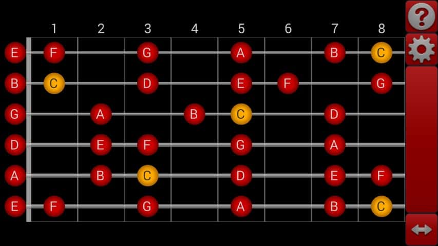 smart Chords Scales