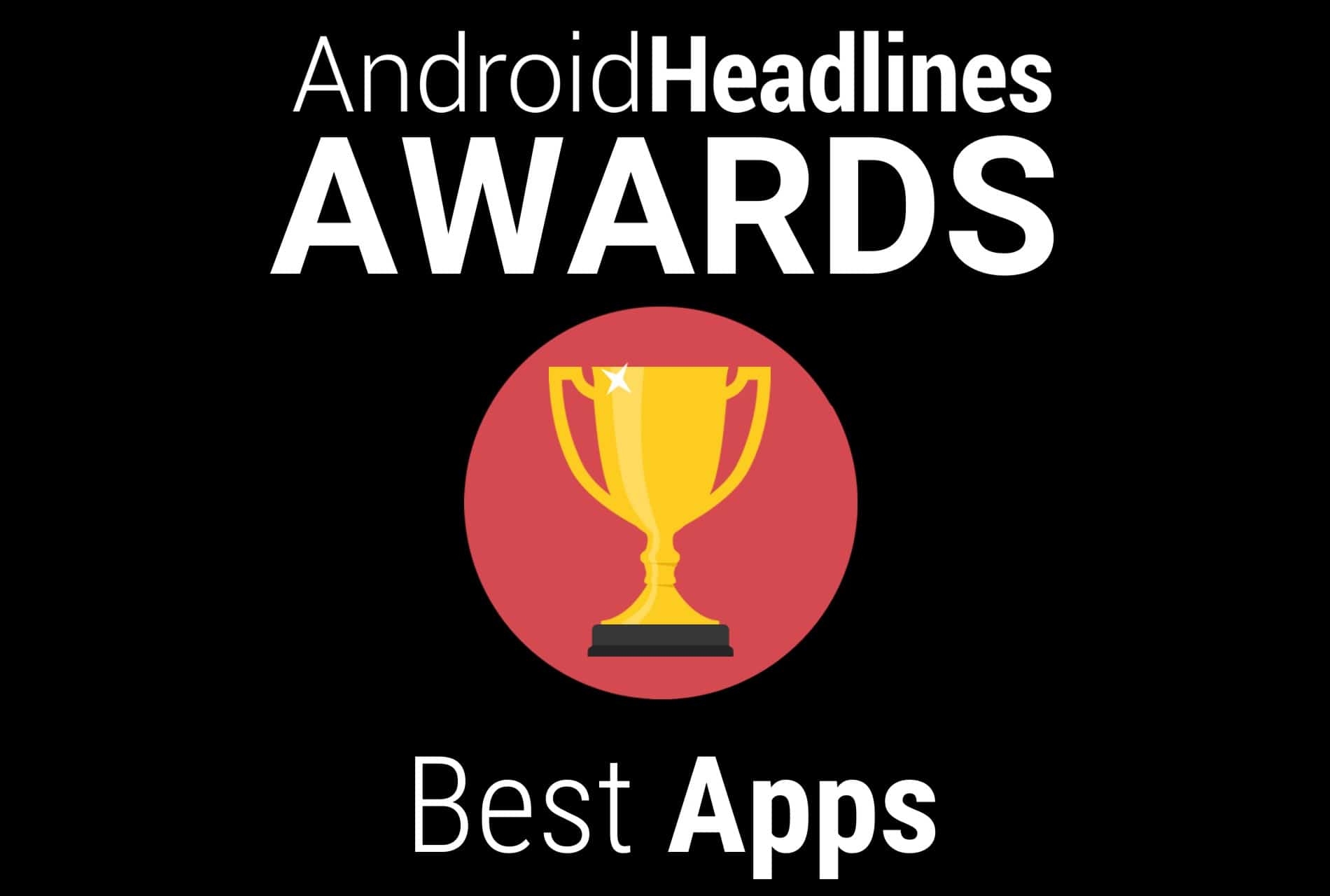 AH Awards Best Apps