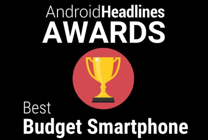 AH Awards - Best Budget Smartphone