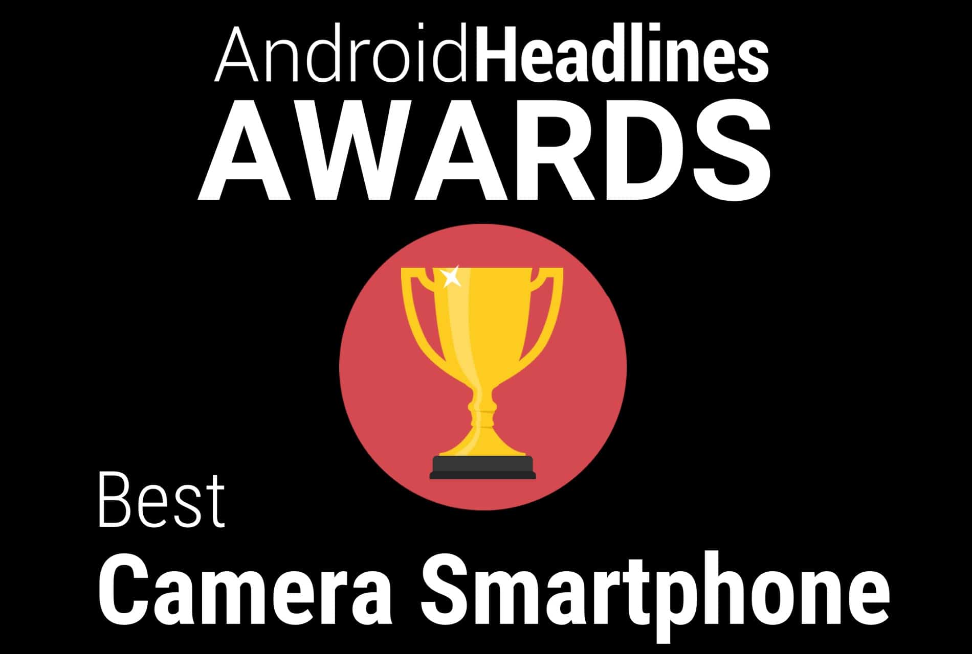 AH Awards Best Camera Smartphone