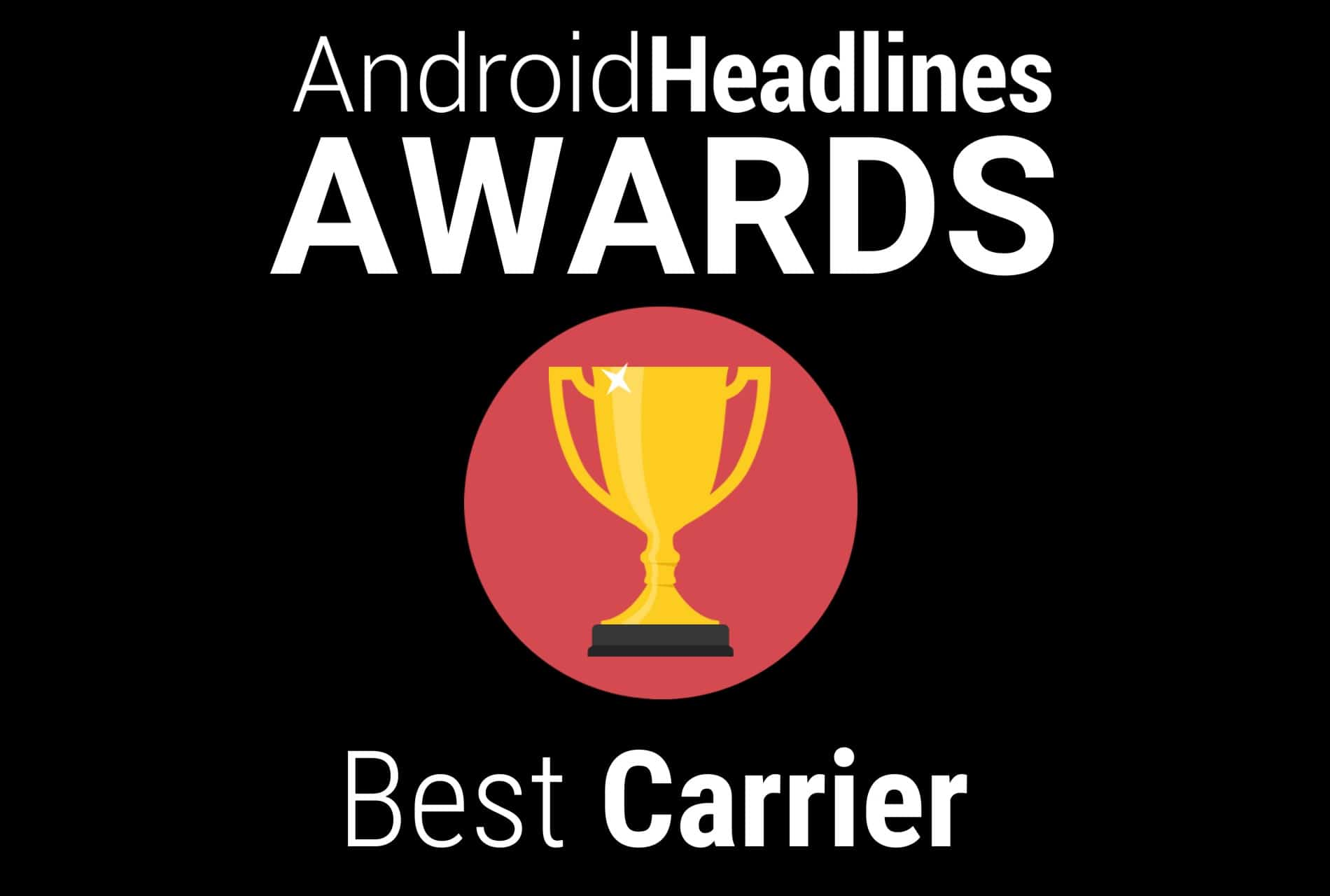 AH Awards Best Carrier