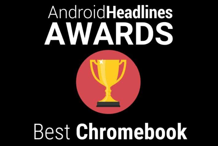 AH Awards - Best Chromebook