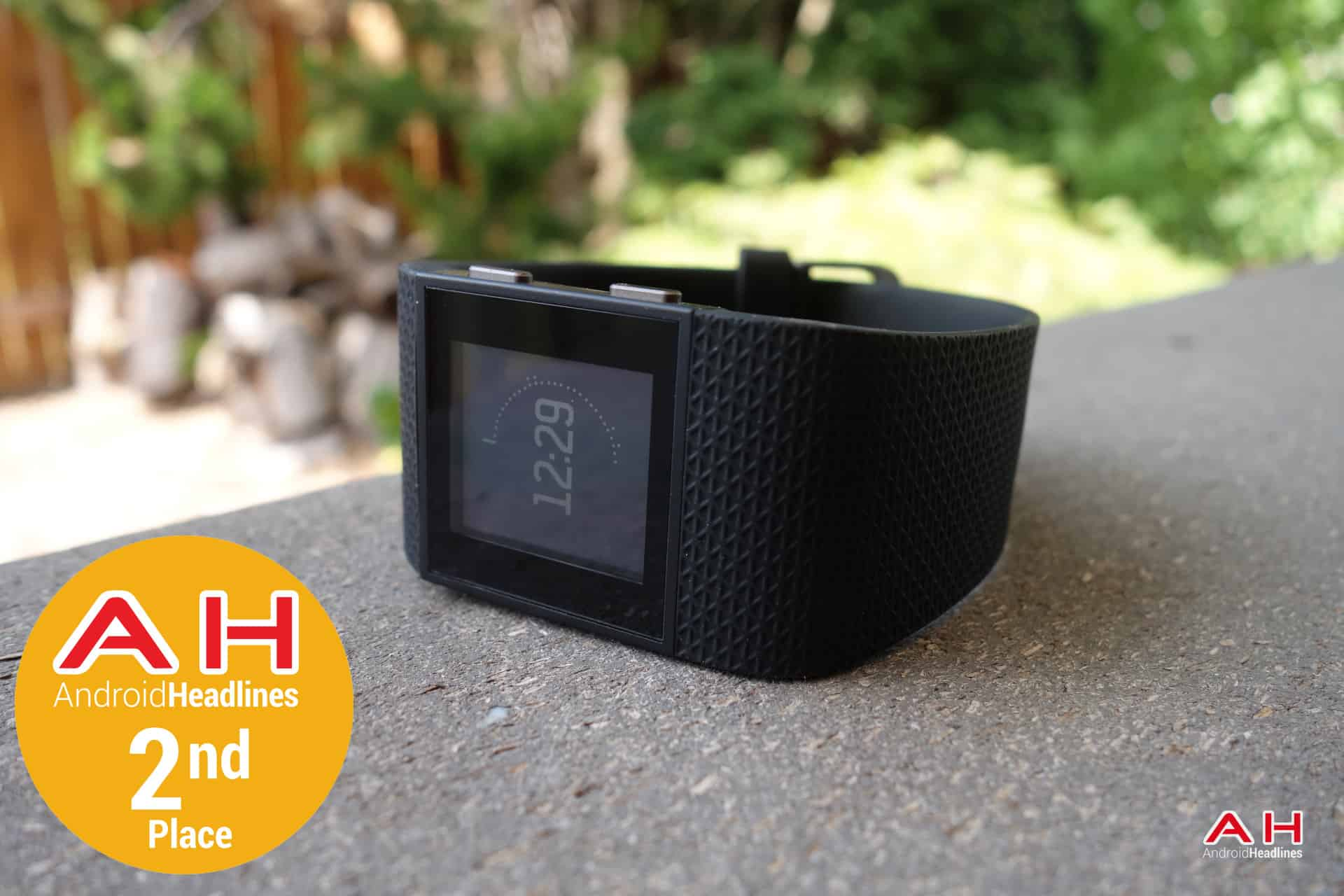 AH Awards Best Fitness Tracker 2015-2