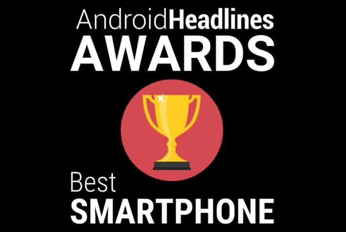 AH Awards - Best Smartphone