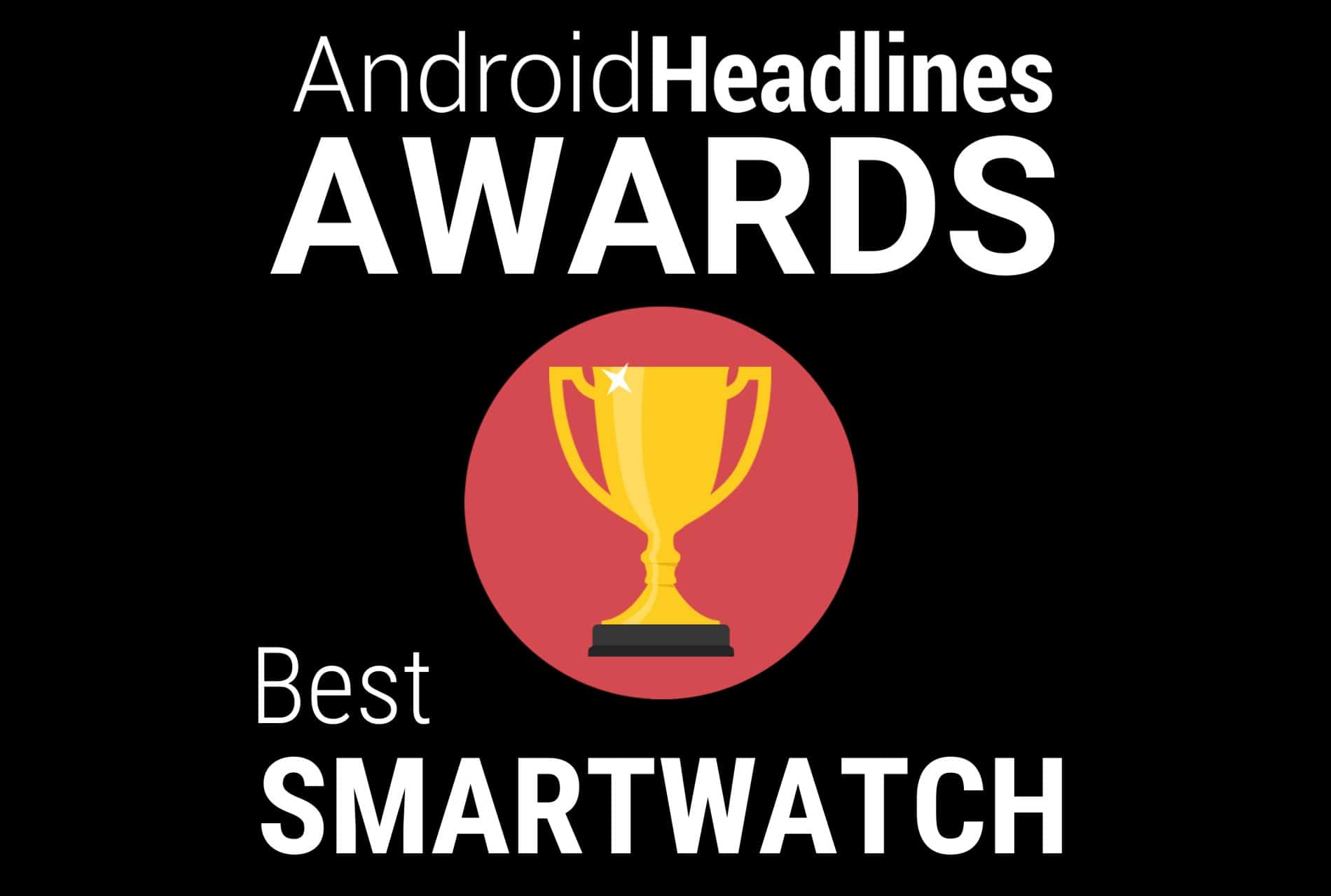 AH Awards Best Smartwatch