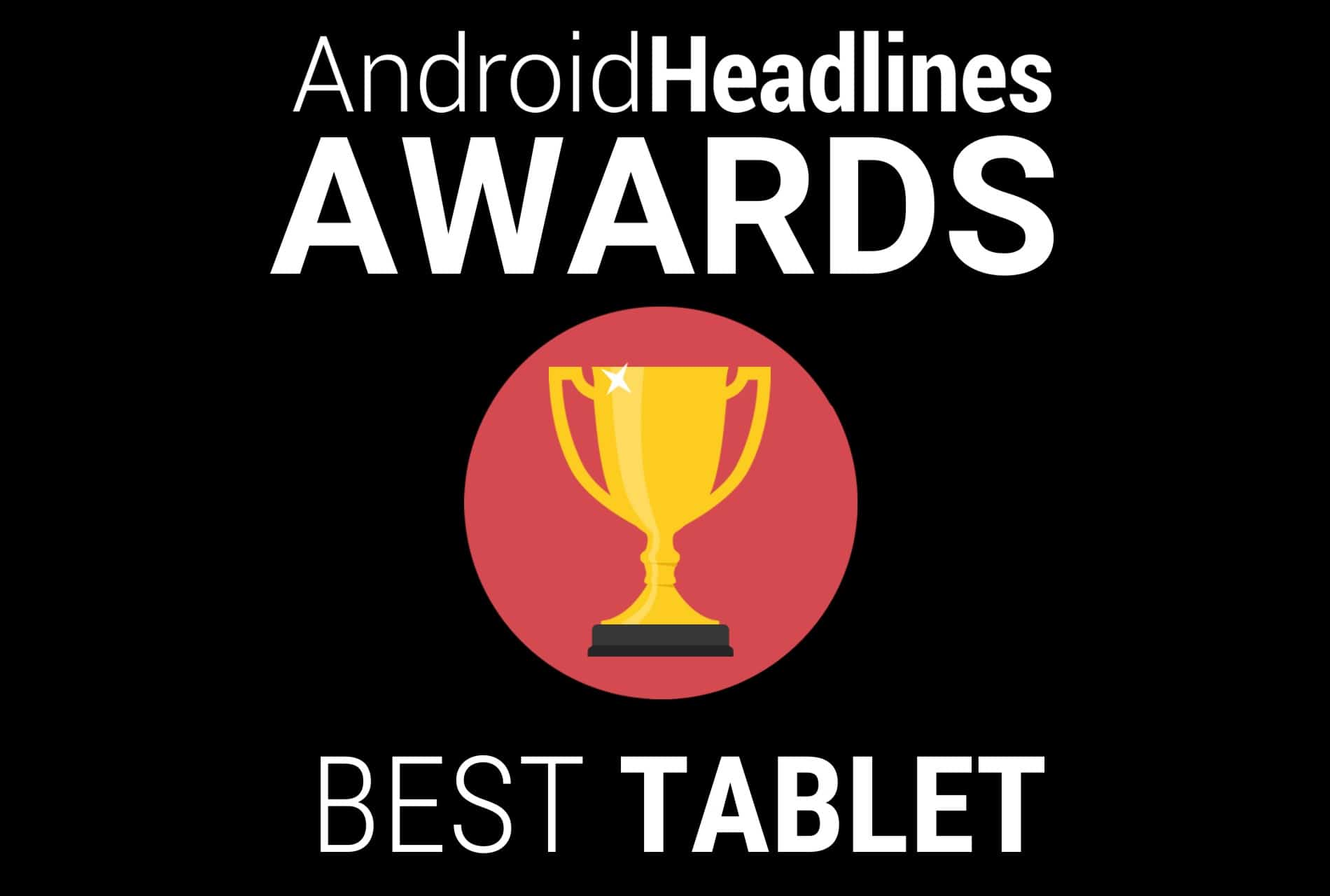 AH Awards Best Tablet