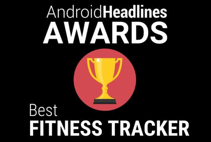 AH Awards - Fitness - Activity Tracker