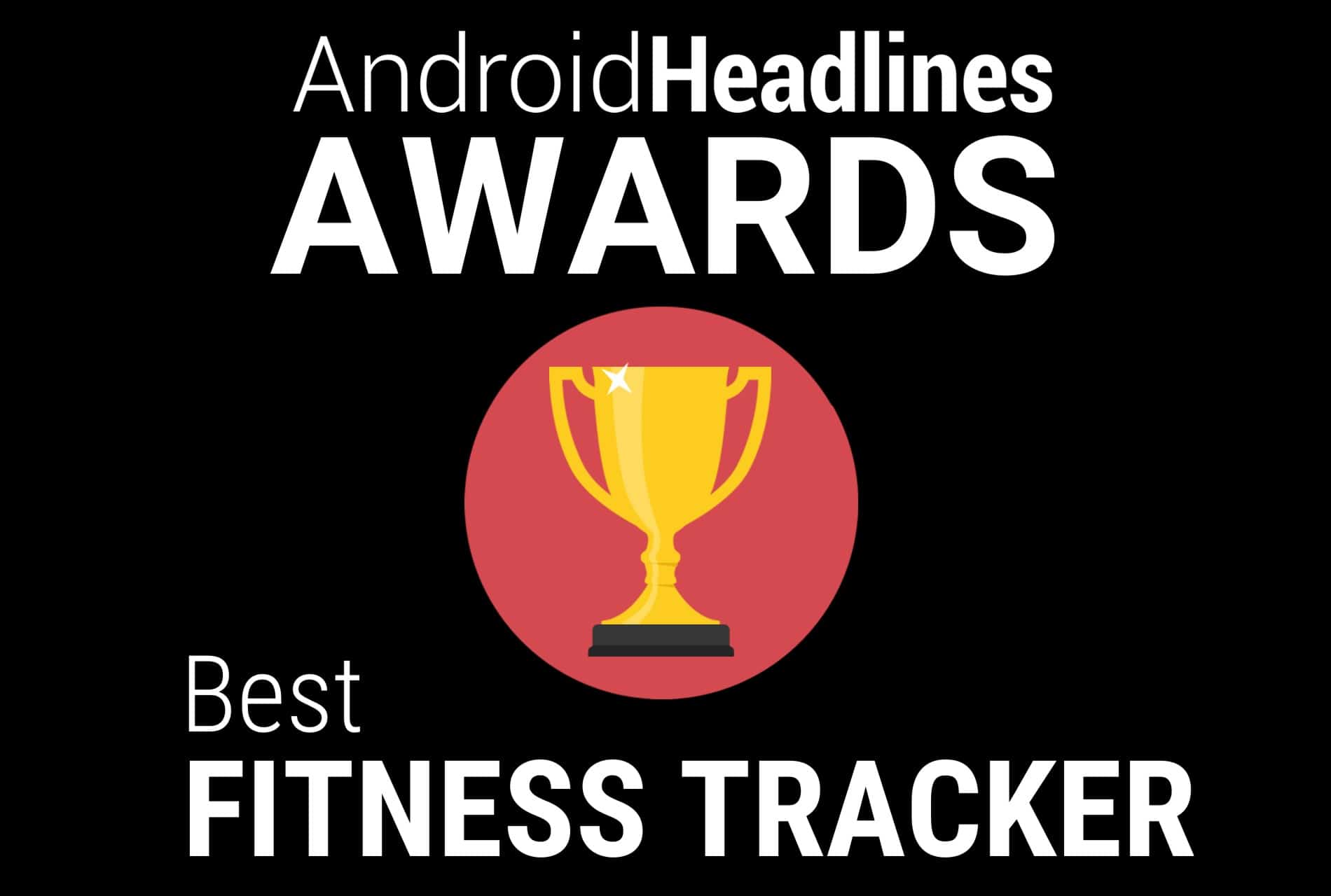 AH Awards Fitness Activity Tracker