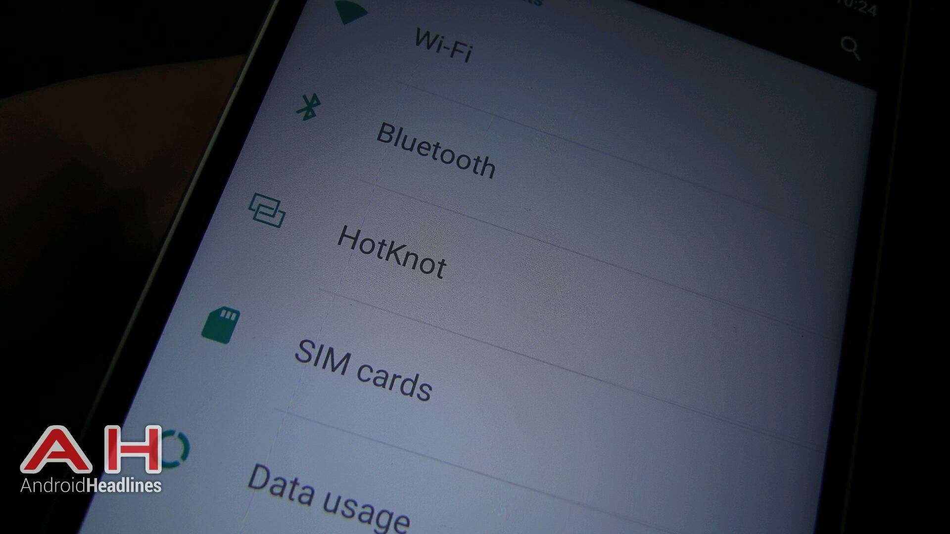AH Cubot X17 4G screen software settings