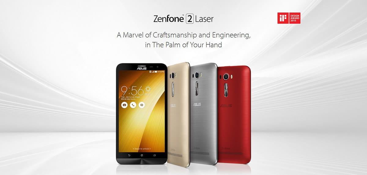 ASUS ZenFone 2 Laser GB 01