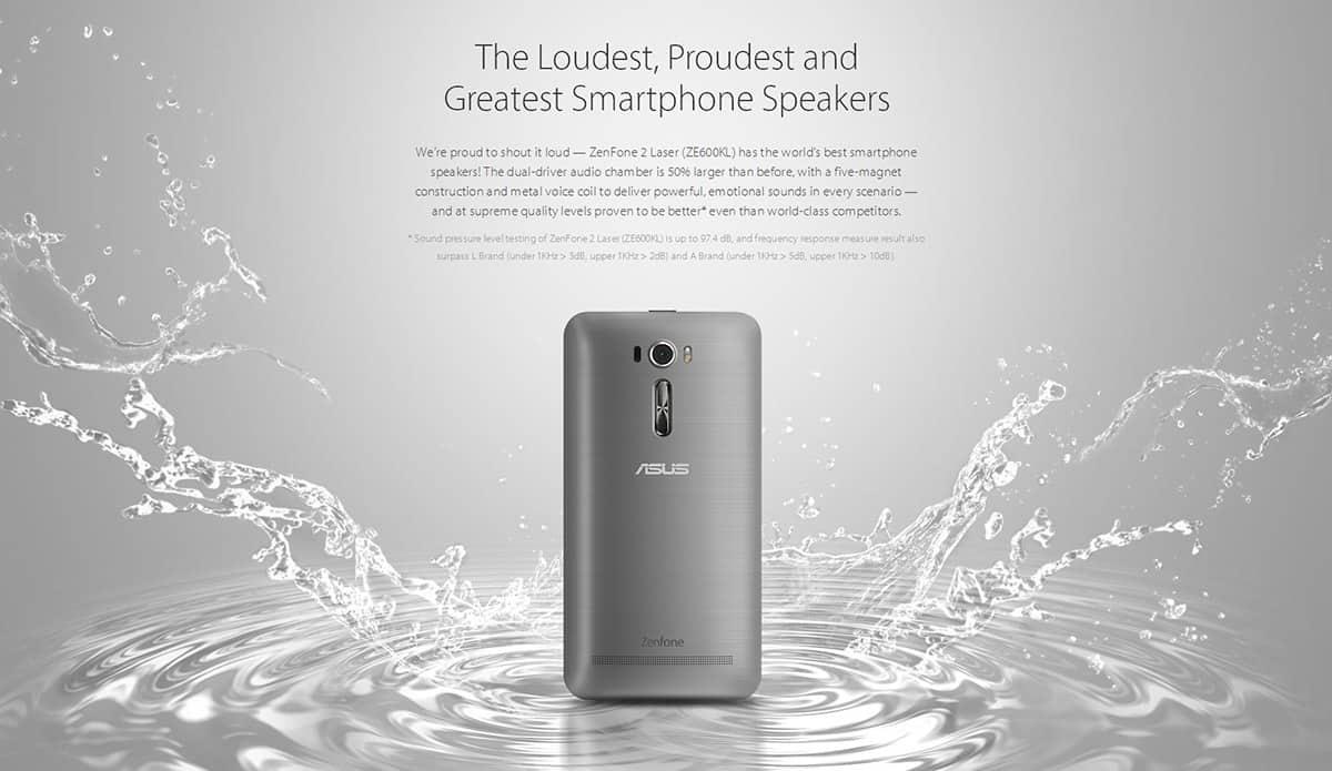 ASUS ZenFone 2 Laser GB 05